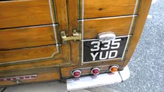 Ford Classics Ford Thames Freighter Caravan Up Close