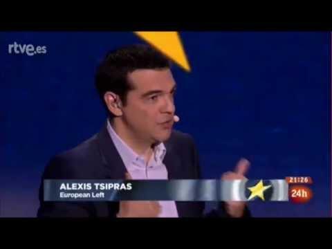 Regulación bancaria y financiera - Alexis Tsipras