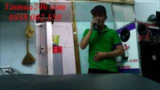 Hot boy hát Tân Cổ cực hay - tinmua24h.com