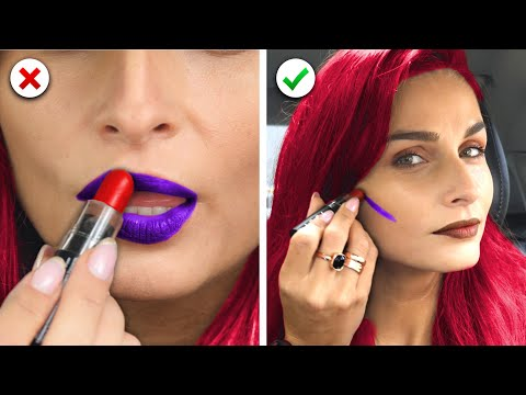 11 Rush Hour Beauty Hacks and Makeup Ideas for Smart Girls