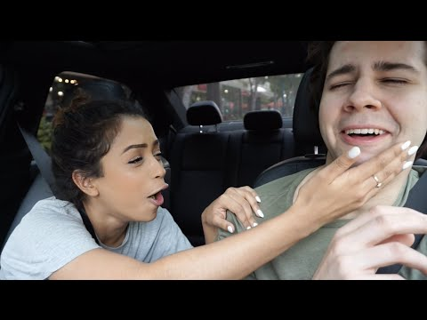 Thumbnail: WHAT DID I DO TO DESERVE THAT!! | David Dobrik