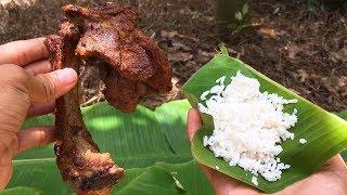 Thịt Sườn Cơm Nguội Ngoài Bờ Sông