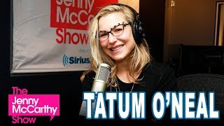Tatum O'Neal on The Jenny McCarthy Show