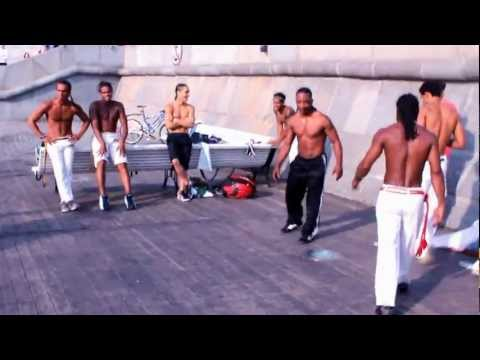 Capoeira: The Brazilian Martial Art - MMA, Dance and Music -