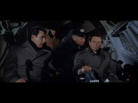 Airport 1970  Mechanic and Pilot Argue
