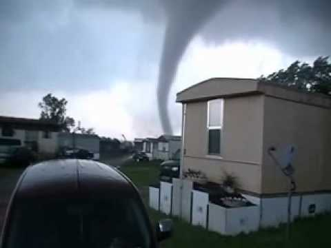 Tuesday may 24th EF3 tornado by my house