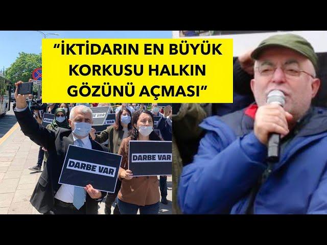 HDP'YE MEDYA AMBARGOSU, YÜRÜYÜŞ ENGELİ, KAYYUM
