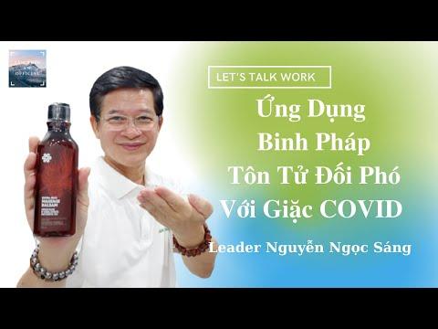 Ứng Dụng Binh Pháp Tôn Tử Đối Phó Giặc CO.VID | Lương Y Nguyễn Ngọc Sáng