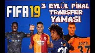 Fifa 19 2-3 Eylül Güncel Transfer Yaması  Falcao,gustavo,icardi