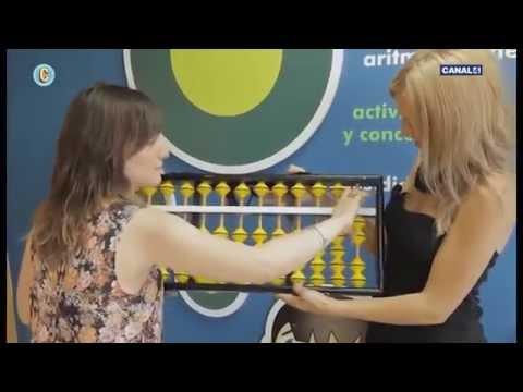 ALOHA Mental Arithmetic en Canal4