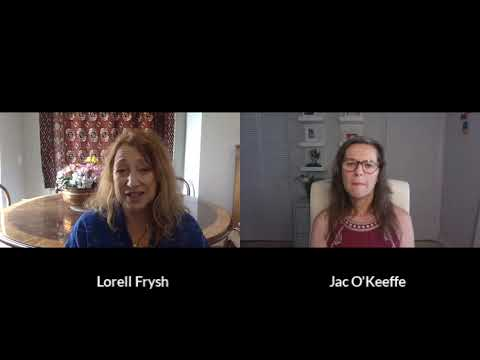Peer 2 Peer Episode #4 Jac O'Keeffe and Lorell Frysh