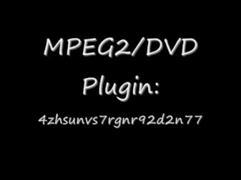 DivX Serials for 'DivX Plus Converter', 'MPEG2/DVD Plugin' and 'DFX Audio Enhancer'