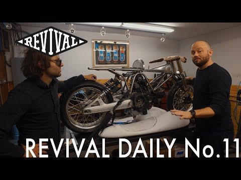 2 Ducati Projects We Want To Show You!  // Revival Daily No. 11