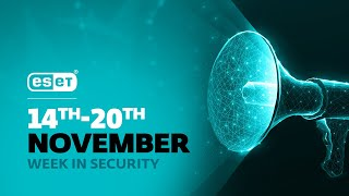 ESET research uncovers Lazarus supply-chain attack – Week in security with Tony Anscombe