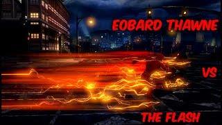 Флэш vs Эобард Тоун в DC Universe Online