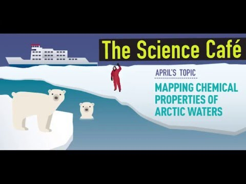 MagLab Science Café: Mapping chemical properties of Arctic waters