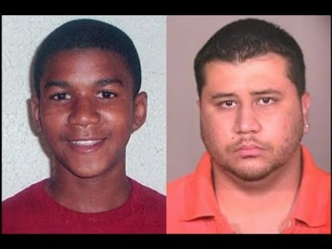 George Zimmerman sues Trayvon Martin's family, prosecutors for ...