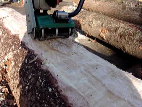 Log Peeling Machine Log Biber Log Home Peeling Log