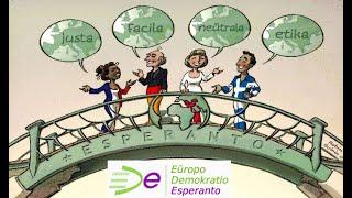 Kio estas Eŭropo-Demokratio-Esperanto ?