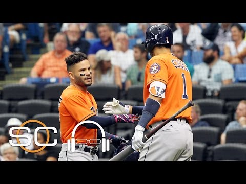 SVP Chronicles Astros Rebuild To Best Team In MLB | 1 Big Thing | SC With SVP | May 18, 2017