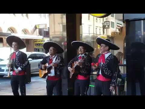 Mexican Mariachi Band Australia for Private & Corporate Events
