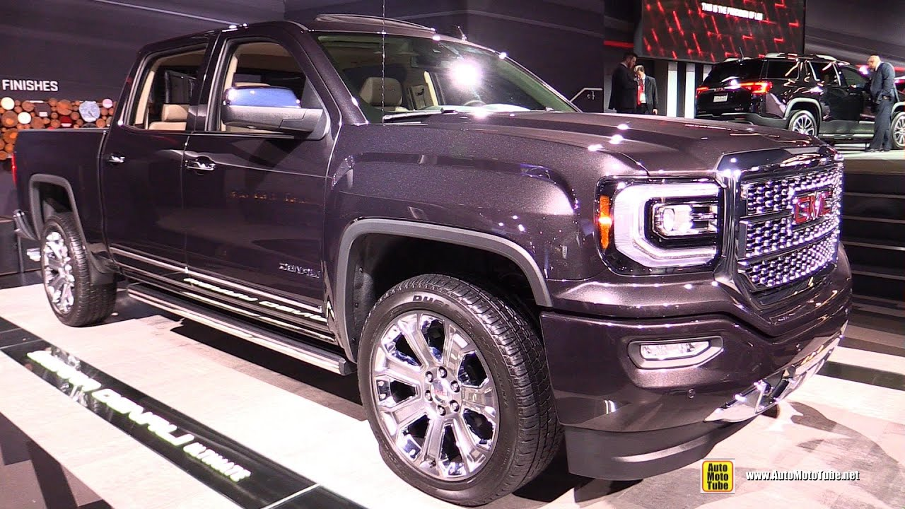 gmc slt truck the for sierra show terrain pin accessories ready auto all trimmings with