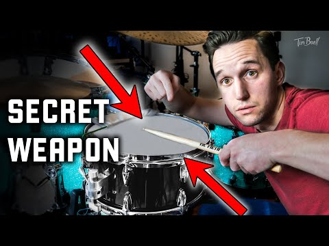 SECRET WEAPON For Drummers (you NEED Rimshots)