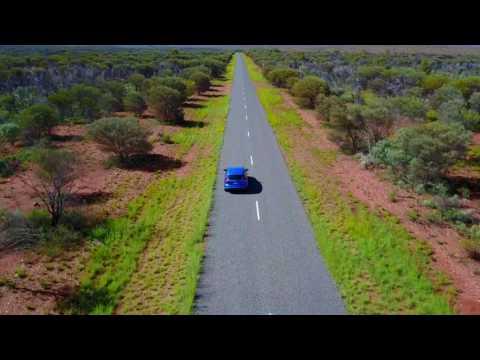 Alice Springs by Mavic pro