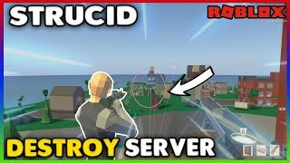 Roblox Strucid Destroy Server Hack/Script [WORKING] [13-May-19]