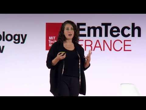 #EmTechFR Rahaf Harfoush - Forecasting the Next Generation of Leaders