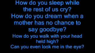 dear mr president pink lyrics