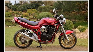 (NOW SOLD) FOR SALE £2,750 - 2000 Suzuki GSF1200 Bandit Gen 1 with just 16,200 genuine miles