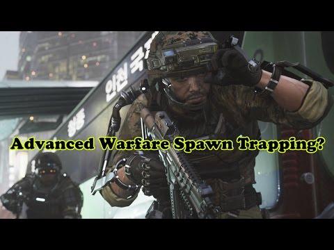 Advanced Warfare: Spawn Trapping?