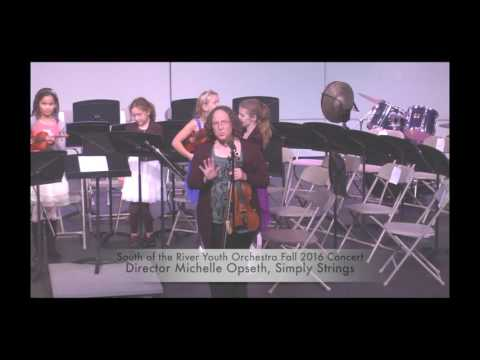 South of the River Youth Orchestra Russian Composers