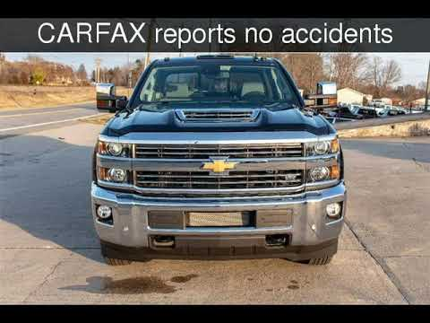 2019 Chevrolet Silverado 3500HD LTZ New Cars - Charlotte,NC - 2019-03-06