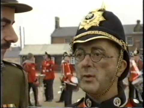 Blackadder Goes Forth Interview (1989)