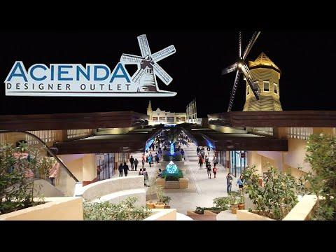 Acienda Designer Outlet Mall - Silang Cavite