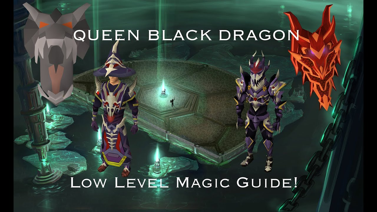 Queen black dragon the runescape wiki.