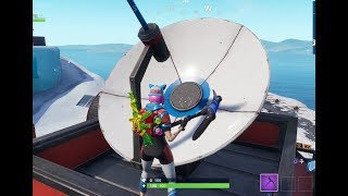 Fortnite Challenges - Dance On Top Of A Water Tower, Ranger Tower, Air Traffic Tower