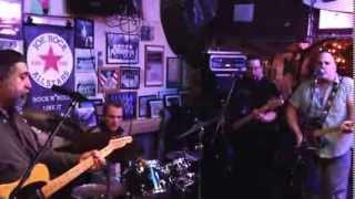 Joe Rock and The All Stars   Twenty Flight Rock 12 21 13