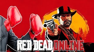 Red Dead Redemption 2's New BOXING GAME MODE! ( Read Dead Online)