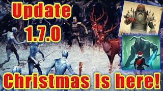 Grim Soul Dark Fantasy : #176🔥Update 1.7.0 Christmas Update🔥Everything U need to know🔥