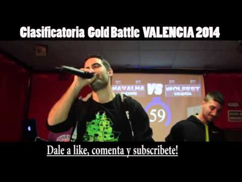 Navalha VS Wolfest 16avos GOLD BATTLE VALENCIA