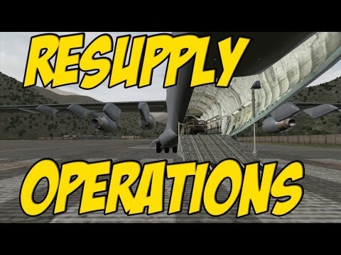 ARMA 2 MSO - Resupply Operations
