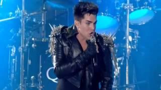 """2. Queen & Adam Lambert """"We Will Rock You(fast)""""(Live in Kiev)"""