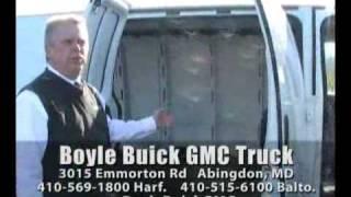 New 2010 GMC Savana Cargo Van Baltimore Maryland GMC Dealer_Video.flv