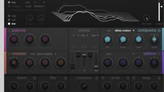 iZotope VocalSynth | Compuvox Audio Example - Elliots Modem