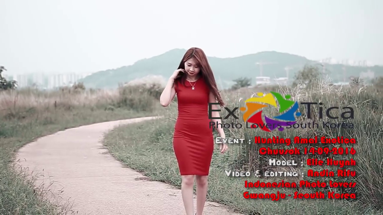 Clip Model vietnamese girl cinematic