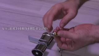 Завёртка сантехническая Abloy DF1000