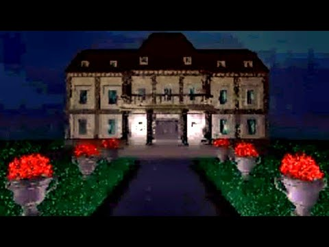 The Mansion of Hidden Souls (Saturn) Playthrough - NintendoComplete